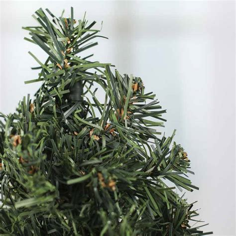 faux tiny christmas trees small artificial pine tree trees and toppers and winter crafts
