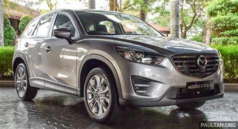 mazda cx 5 resale value malaysia mazda cx 5 facelift ckd prices revealed 2 5l models now