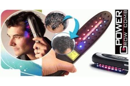 Termurah Power Grow Comb Sisir Laser Untuk Rambut Rontok Botak jual sisir laser penumbuh rambut power grow comb cegah kebotakan rambut