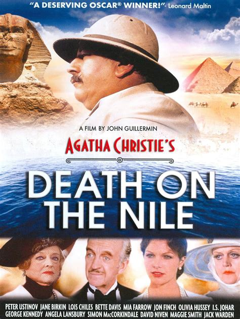 0006153569 death on the nile death on the nile movie trailer and videos tv guide