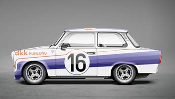 Auto Kleinz by Motive Trabant Tourenwagen A21 Jco Illustrationss Webseite