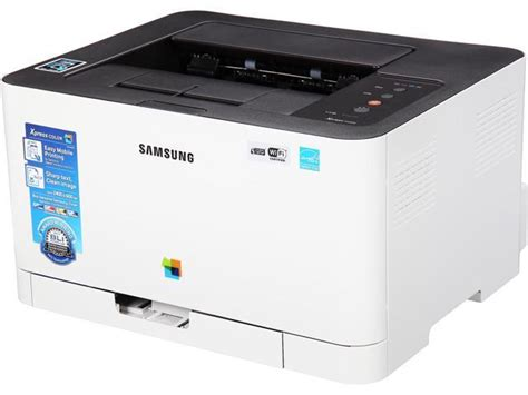 samsung xpress sl c430w wireless color laser printer newegg