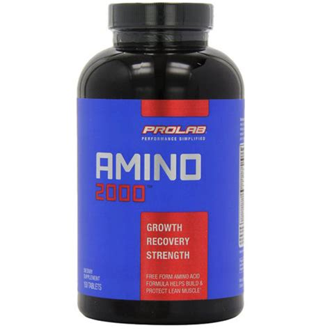 Amino 2000 150 Tablets By Ultimate Nutrition prolab nutrition amino 2000 150 tablets evitamins