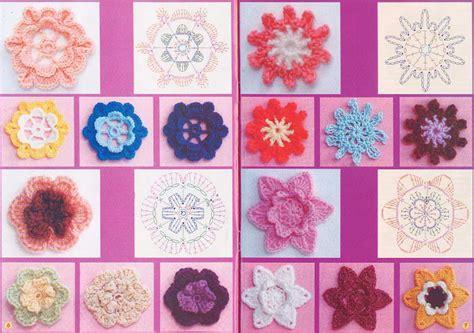 fiori uncinetto schema gratis fiorellini uncinetto piatti 1 magiedifilo it punto