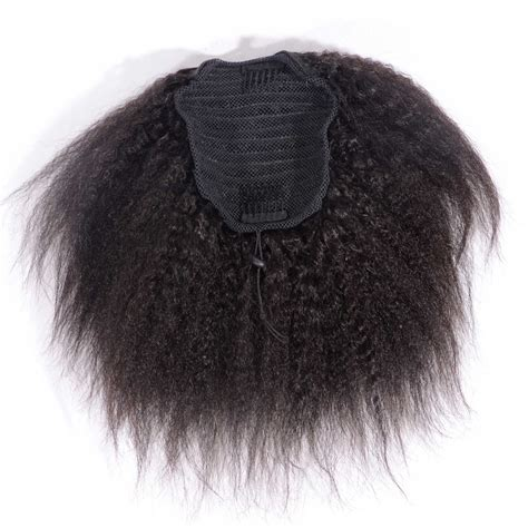 kinky textured drawstring ponytail kinky textured drawstring ponytail kinky textured
