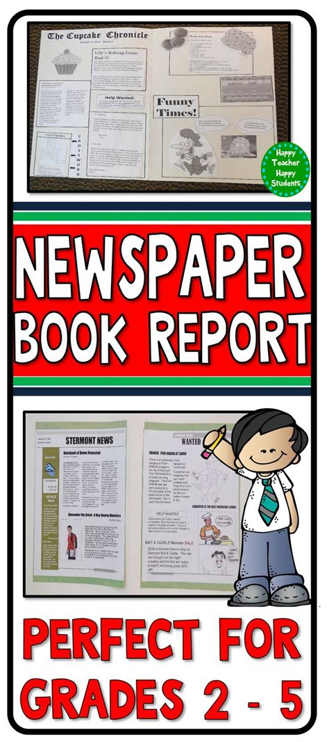 the example of report text written by junior high school students