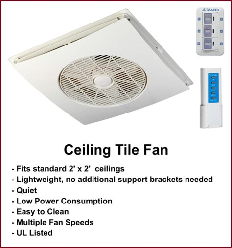 drop ceiling exhaust fan ceiling fan