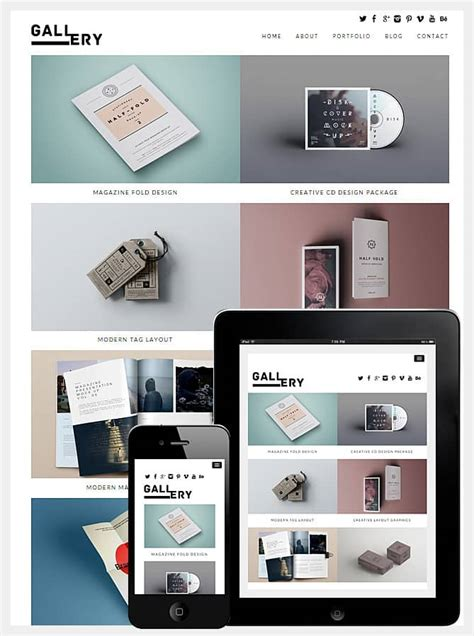 free gallery wordpress theme 2018 dessign themes