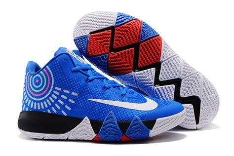 Sepatu Basket Kyrie 3 Cavs Blue Navy Blue Yellow blue mens nike kyrie 4