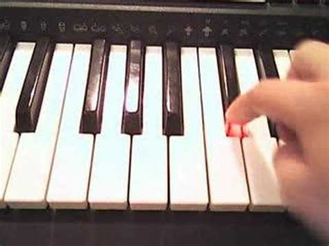 tutorial piano the final countdown how to play final countdown on piano youtube