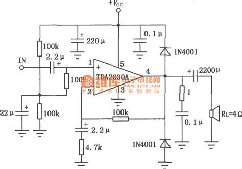 Power Lifier Wisdom tda2030a power lifier schematic diagram tda2030a get