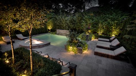 Landscape Lighting Toronto Outdoor Lighting Toronto Contemporary Patio Toronto By Spectral Lv Lighting Systems