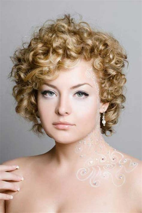 short curly perm styles picture dirty blonde very 34 new curly perms for hair hairstyles haircuts 2016