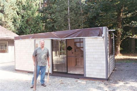 tiny house chris heininge construction 280 sq ft luxury tiny house by chris heininge construction