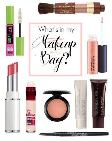 Whats In Your Make Up Bag 1 by What S In My Makeup Bag A Thoughtful Place