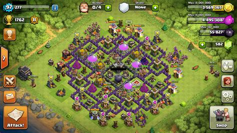 Play Clash Of Clans L0711 Xiaomi Redmi Note 4 Custom Cover clash of clans graphics bad after update pg 2 at t