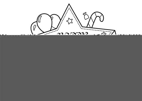 crayola birthday cake coloring page coloring pages printable birthday cake coloring pages