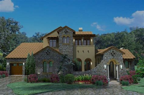 luxury tuscan house plans luxury tuscan home with 4 bedrooms 3691 sq ft house plan 117 1093 tpc