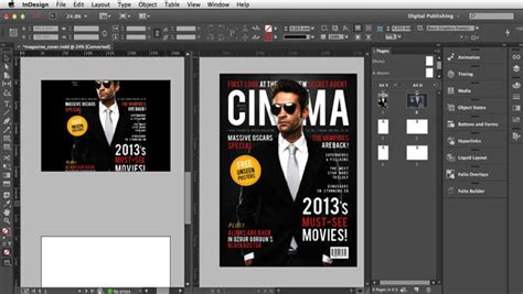 in design tutorial indonesia digital publishing with indesign cc preferences and