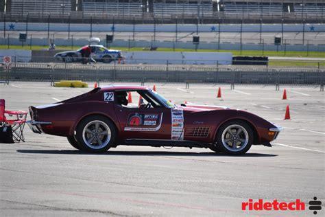 hour corvette ridetech 48 hour corvette wins optima ridetech