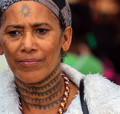 ethiopian tattoos a tribute to modigliani and the israeli