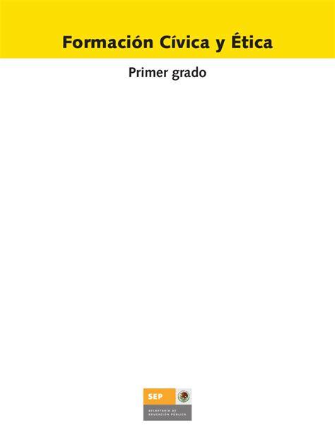 issuu libro formacin civica y etica 5 grado 2016 libro de formacion civica y etica de 5 grado