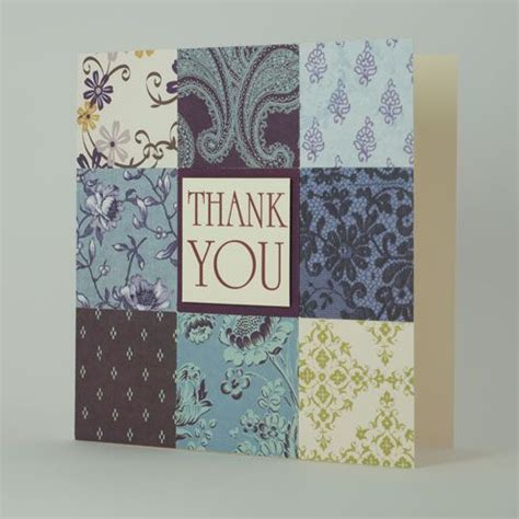 Handmade Cards Thank You - thank you cards handmade thank you cards