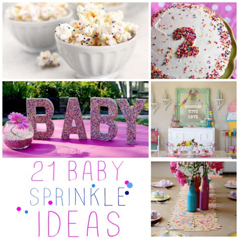Sprinkle Baby Shower Food Ideas by Baby Sprinkle Ideas C R A F T