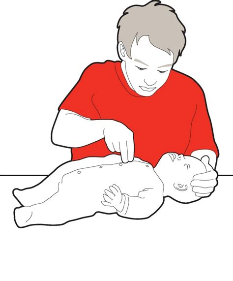 cpr on a how to perform cpr on a baby cpr test