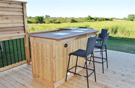 outdoor bar tops outdoor bar ideas for outdoor decor