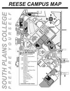 spc reese center map south plains college acalog acms