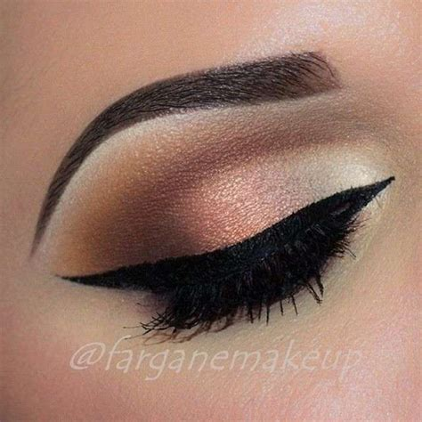Eyeshadow Bronze 10 bronze eye makeup ideas for any