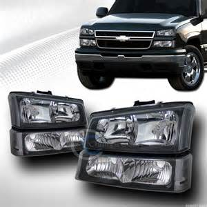 black headlights ls bumper signal dy 2003
