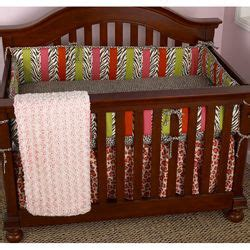 Pink Cheetah Print Crib Bedding by 21 Best Images About Cheetah Print Baby Bedding On
