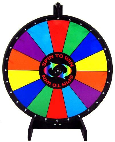 Spin A Wheel To Win Money - 30in quality spin to win dry erase prize wheel in the uae see prices reviews and buy