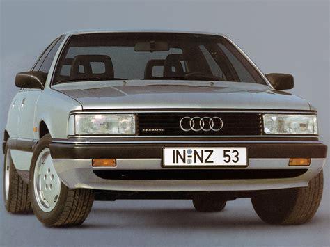 Audi 200 Quattro by Audi 200 Quattro Worldwide 44 44q 1988 91