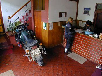 living on the road motorcycle travels on a rocinantes travels pan american chapter 16