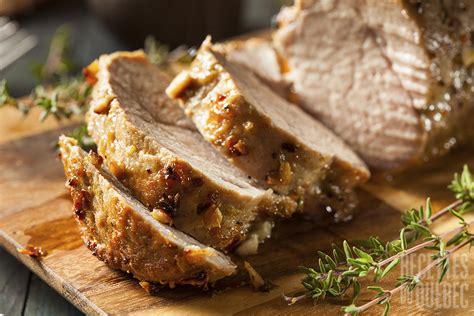 cuisiner longe de porc longe de porc sur bbq sauce sucr 233 e recettes du qu 233 bec