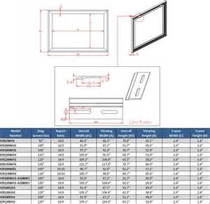 55 inch flat screen tv car interior design