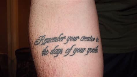 christian tattoo ideas words 48 wonderful christian tattoos