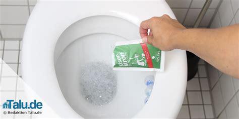 Urinstein In Toilette Entfernen by Urinstein Entfernen So Wird Die Toilette Blitzsauber
