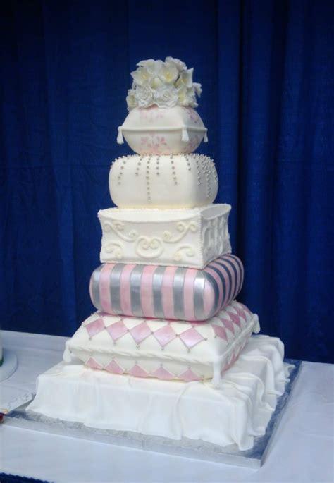 Wedding Cake Your Pillow pillow wedding cake cakecentral