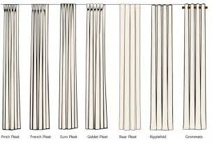 different drapery pleat styles diy tips drapery expressions colorado springs design