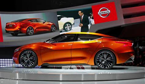 nissan sedan 2016 interior nissan sport sedan concept previews the 2016 maxima live