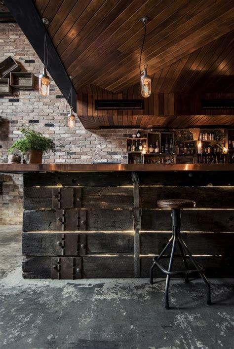iluminacion bares bares r 250 sticos de madera 30 ideas para bares caseros