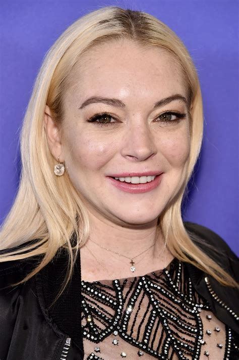 Lindsay Lohan by Lindsay Lohan Daily Mail 2017