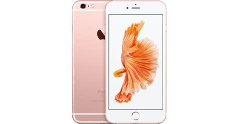 Iphone 6 Enam S 128gb Gold iphone 6s plus 128gb gold at t apple