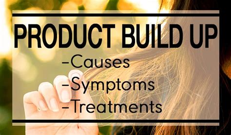 what is product buildup and how can it affect your hair how to get rid of product build up dandruff deconstructed