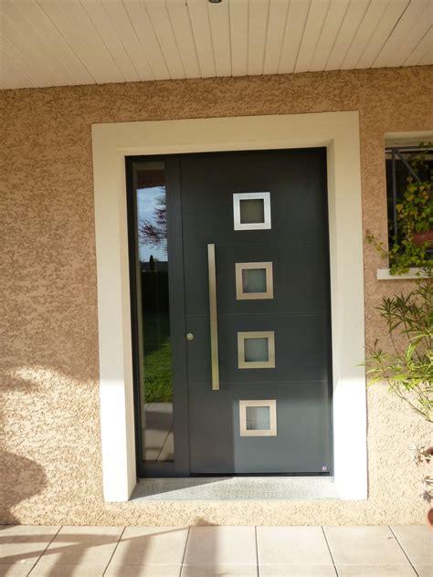 portes d entree alu installateur de portes d entr 201 e aluminium isolantes