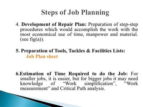 critical path analysis improves rig moving procedures a presentation on job planning job manuals